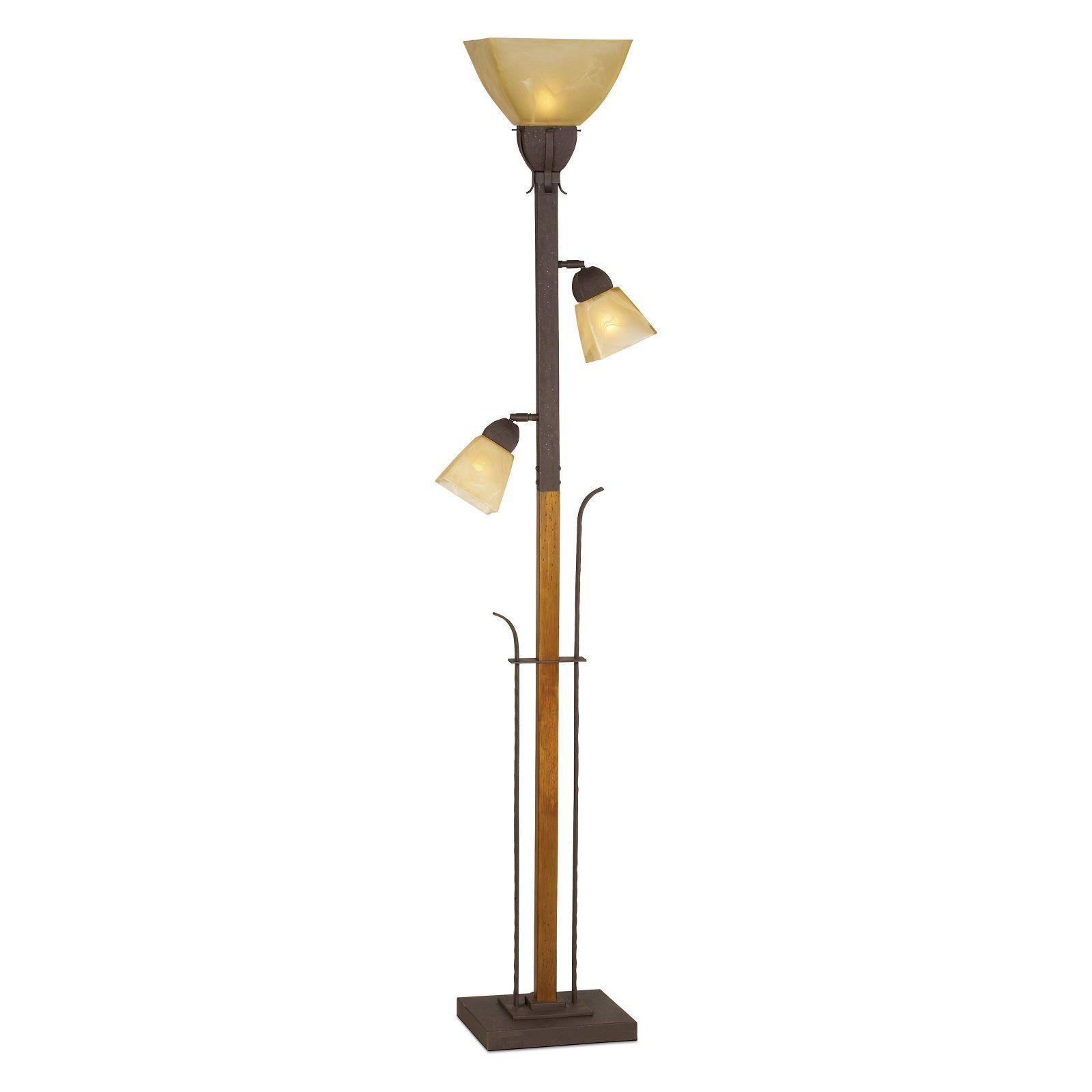 Pacific Coast Lighting Aspen Grove Torchiere Lamp In 2019