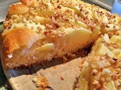 Wenig Kalorien, wenig Fett und trotzdem lecker? Ja, ich rede von einem Kuchen ;-) Dieser Kuchen eignet sich prima auch als Basis für andere Obstkuchen- z.