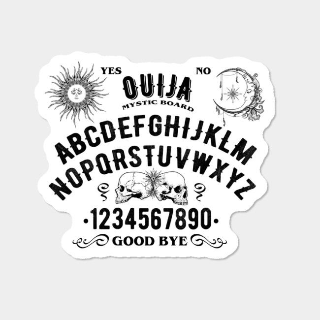 Ouija Board Men S Perfect Tee By Sasyall Design By Humans In 2021 Ouija Board Sticker Design Ouija