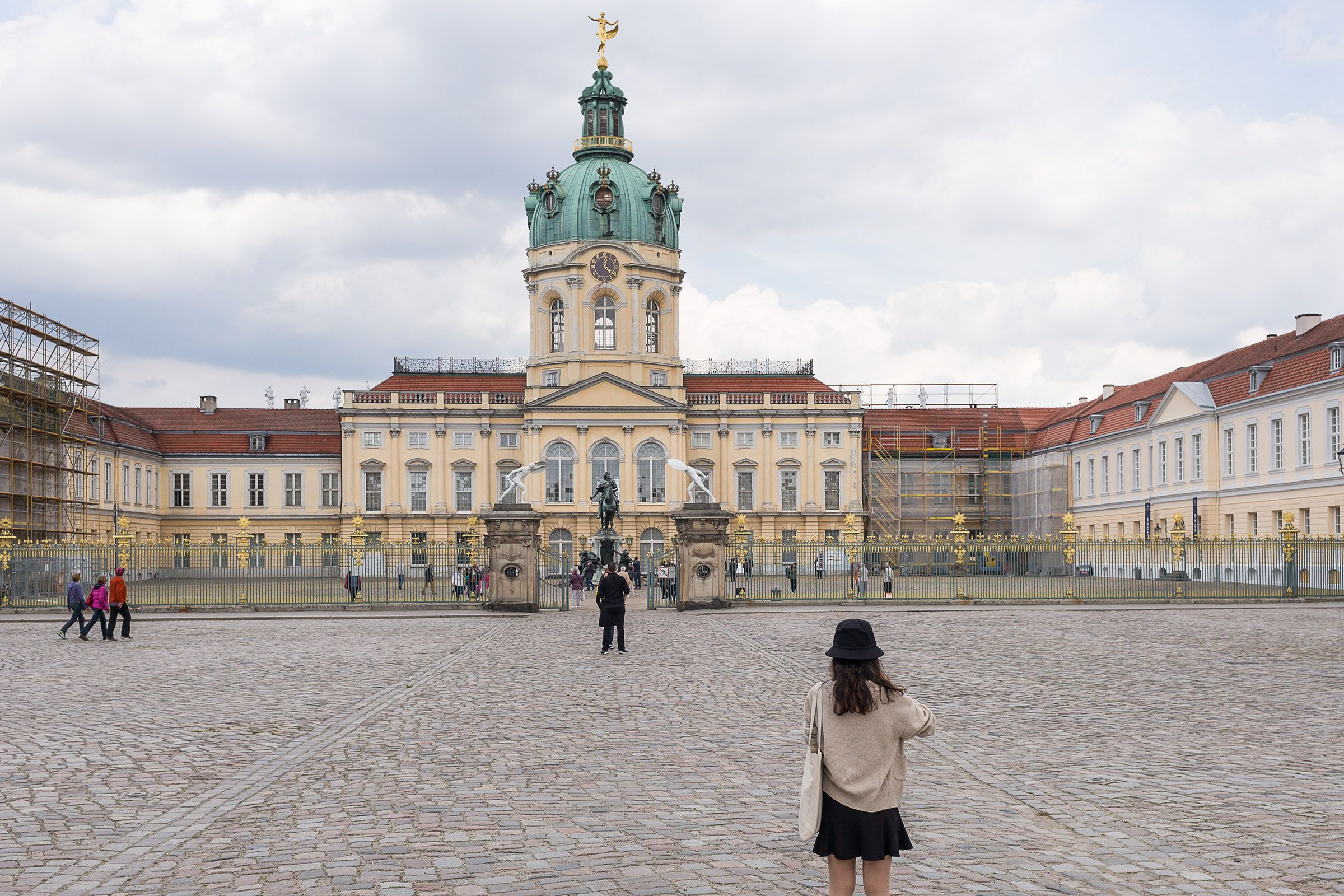 Berlin Charlottenburg Sehenswürdigkeiten Schloss
