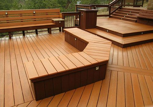 10+ Images About Deck Ideas On Pinterest | Hot Tub Deck, Deck