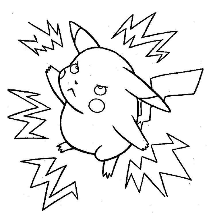 Dibujos para imprimir y colorear de Pokemon para niños | la matrix ...