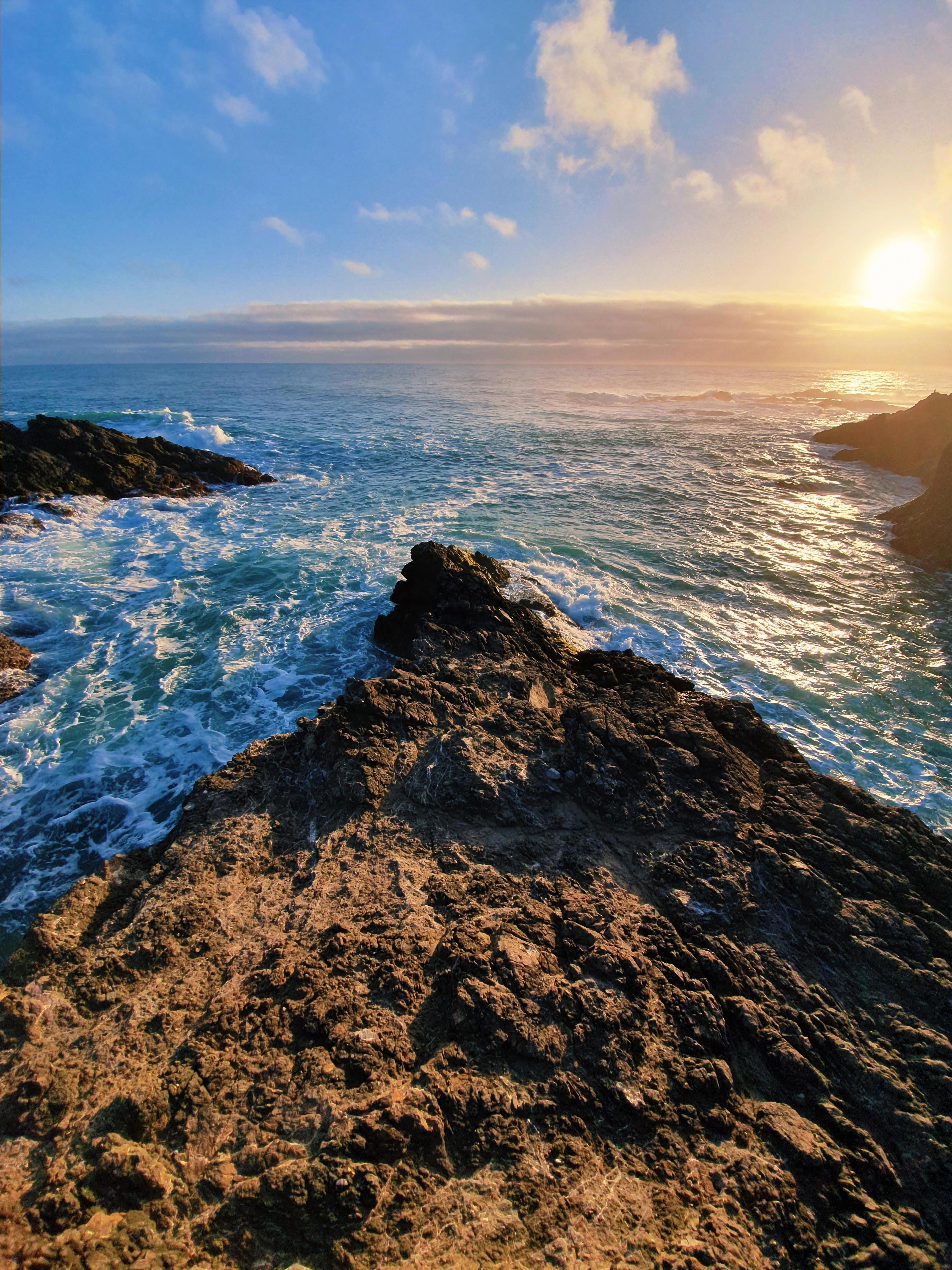 Headlands of mendocino california usa oc 3456 4608