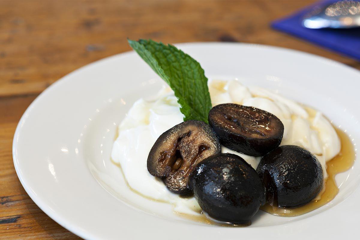 The Real Greek restaurant - London