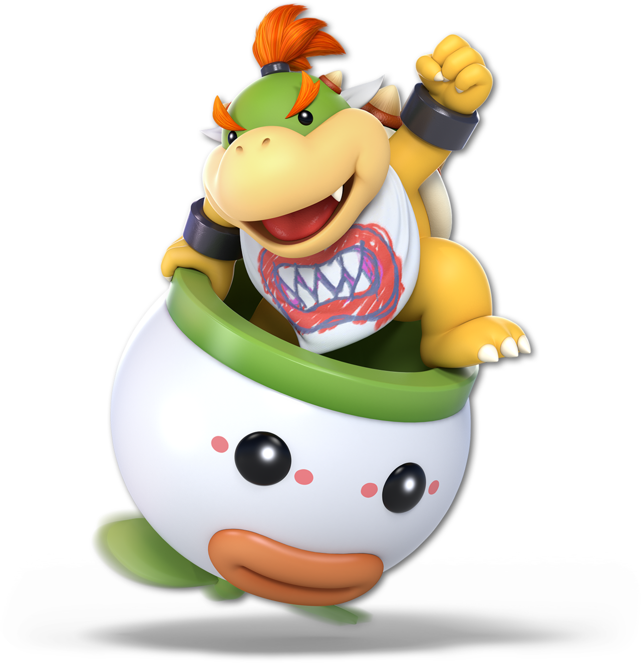 Bowser Jr  as he appears in Super Smash Bros  Ultimate
