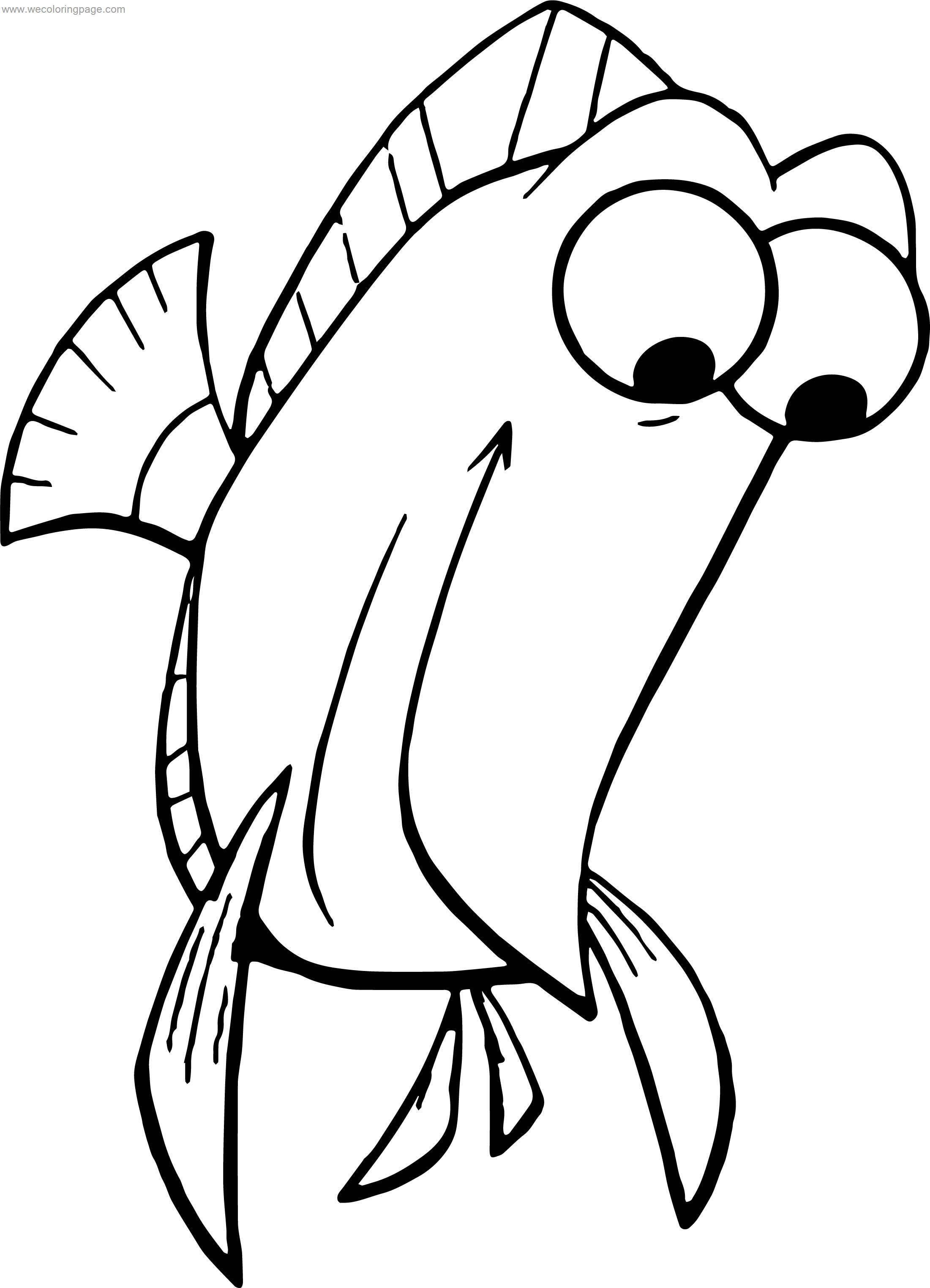 Disney fish coloring pages in 2020 Nemo coloring pages