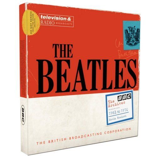 Los Beatles - La BBC Archives 1962-1970 (2013) Lossless y DVD