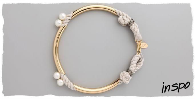 DIY Jewerly DIY Nautical Rope : DIY rope bracelet