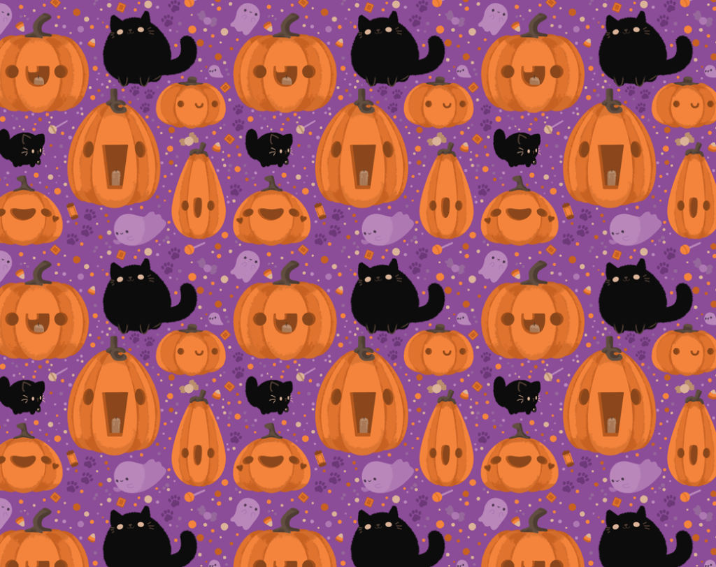 cute halloween backgrounds tumblr | halloween images in 2018