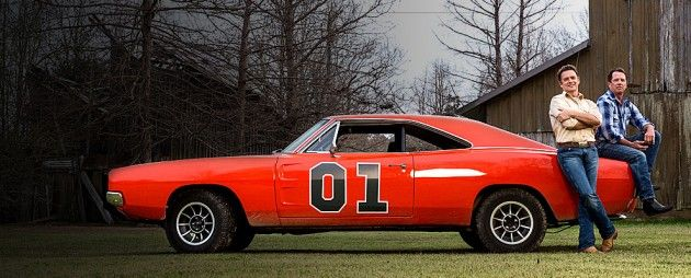 autotrader helps the dukes of hazzard find a new car