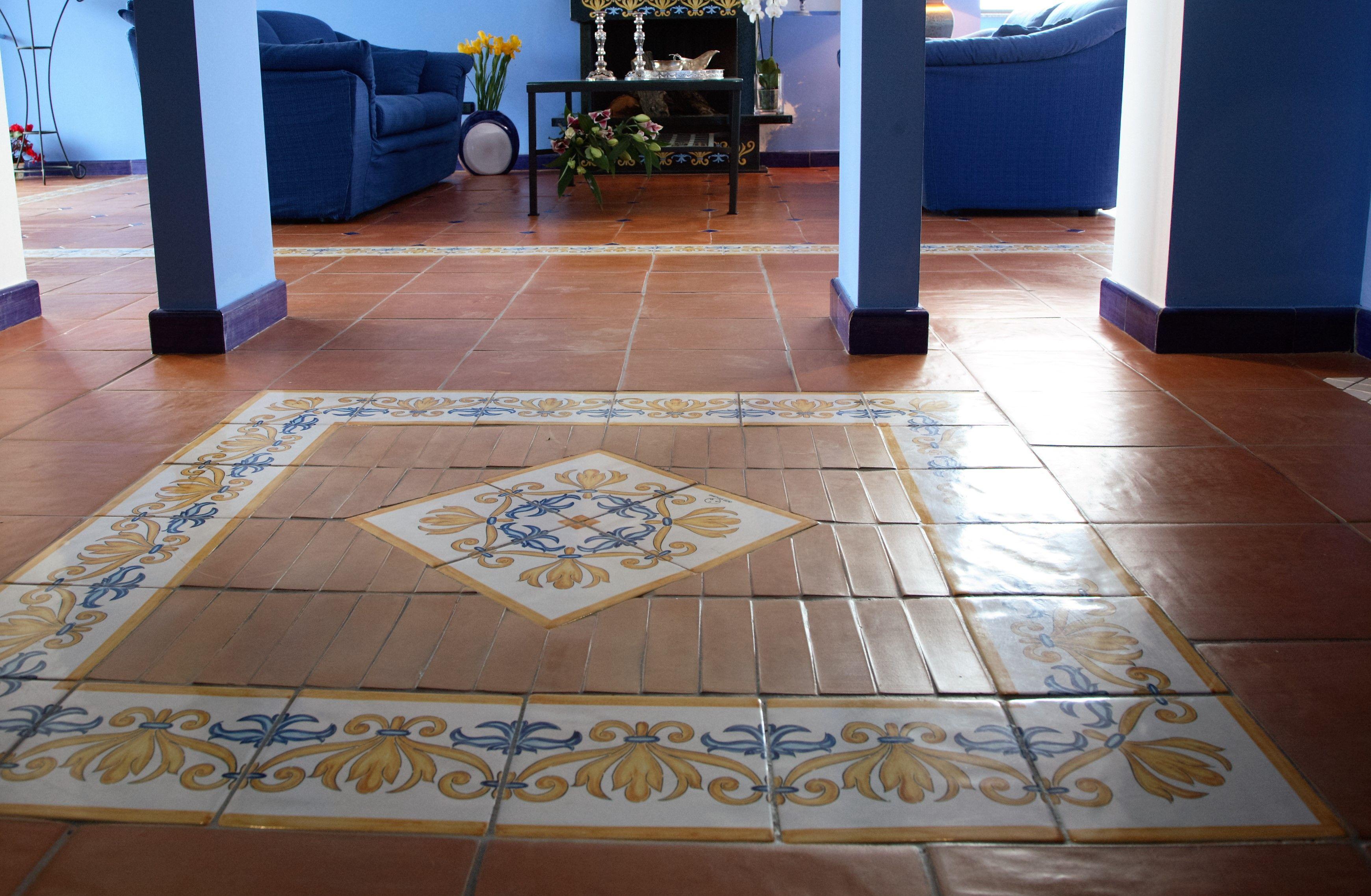 Colorare Pavimento In Cotto la fauci cotto siciliano. #pavimentoincotto#cottorustico