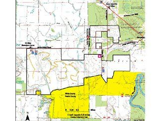 White County, Arkansas Land For Sale - 2300 Acres | Land Tracts In