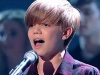 13 Year Old Boy Gets A Standing Ovation For His Unbelievable Voice A Must See 13 Year Old Boys Got Talent Videos Music Sing