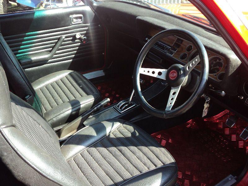 Ford Capri V8 Empangeni Gumtree South Africa 144491442 With
