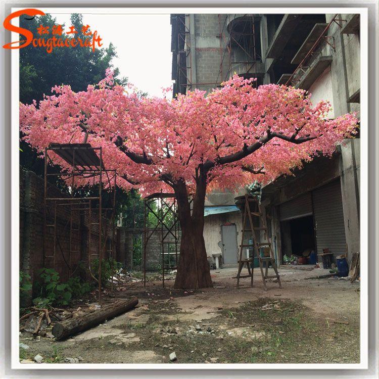 Songtao Arboles De Cerezo Hacer Artificial Artificial Plantas Y Arboles De Cerezo Artificial I Artificial Tree Artificial Plants Artificial Cherry Blossom Tree