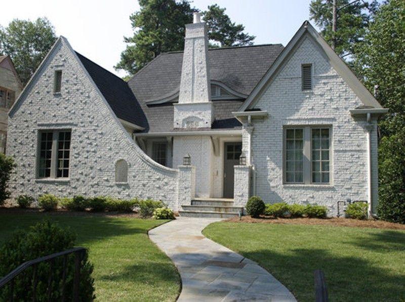 Modern Tudor Shakes Up Traditional Floor Plan Tutor Style Homes Tudor Style Homes House Styles Modern tudor house plan