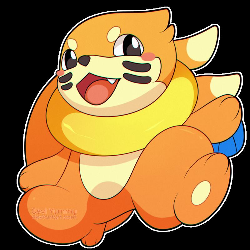 ChibiDex 418 Buizel by SeviYummy (With images) Pokemon