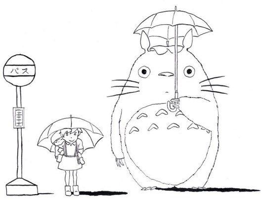 My Neighbor Totoro tonari no totoro
