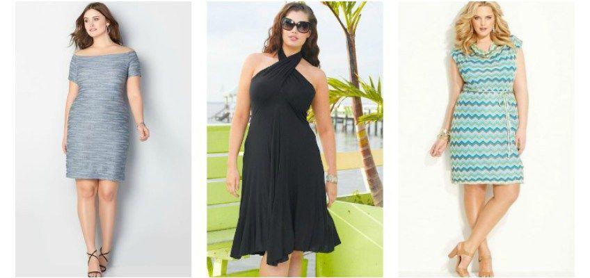10 FREE Plus Size Summer Dress Patterns | naaien | Pinterest | Dress ...