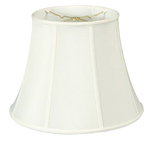 Bell Lamp Shade Cool Royal Designs Modified Bell Lamp Shade White 10 X 16 X 125 Inspiration
