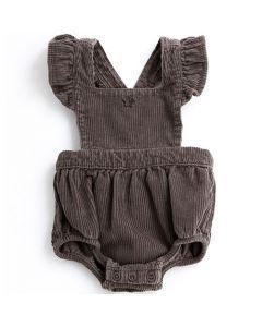 258730a37 Tocoto Vintage Baby Corduroy Body (Romper)