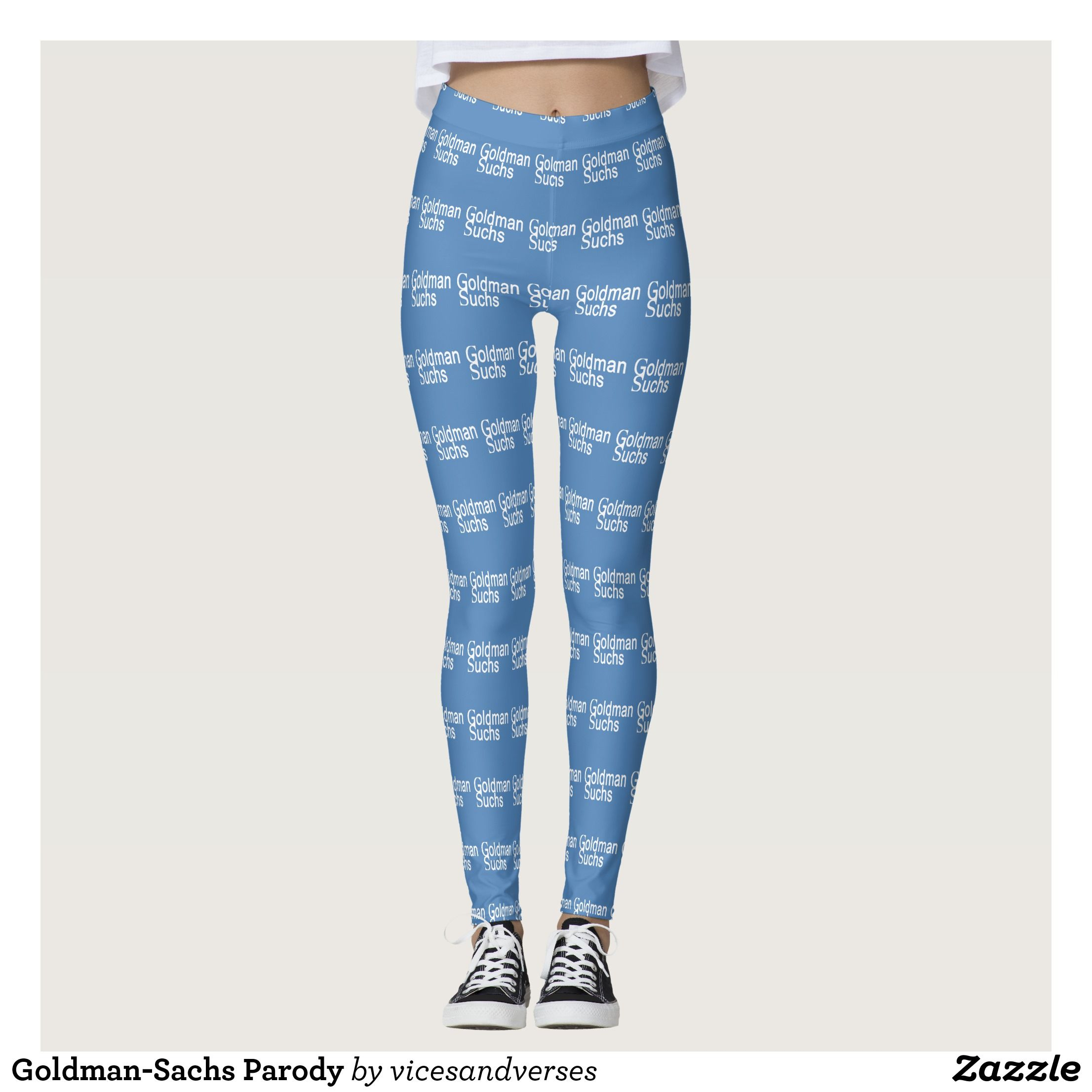 Goldman Sachs Parody Leggings Beautiful Yoga Pants Exercise Leggings And Running Tights Health A Colorful Workout Outfits Leggings Outfit Inspirations