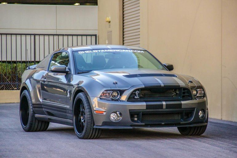 2014 Ford Mustang Svt Shelby Gt500 Wide Body Ford Mustang Mustang 2014 Ford Mustang