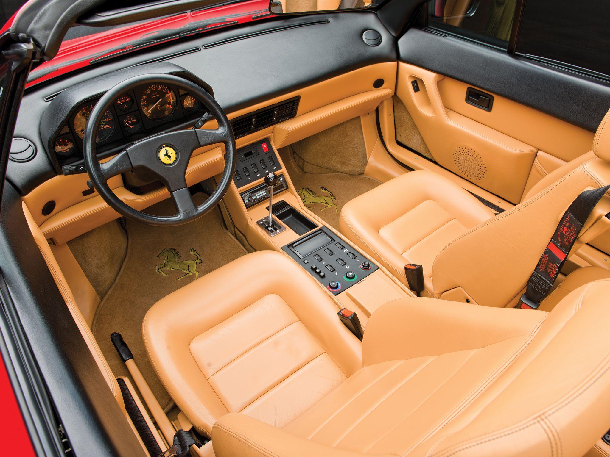 89aef33e2fd29ca13198d5563b87c825 Fabulous Ferrari Mondial T In Vendita Cars Trend