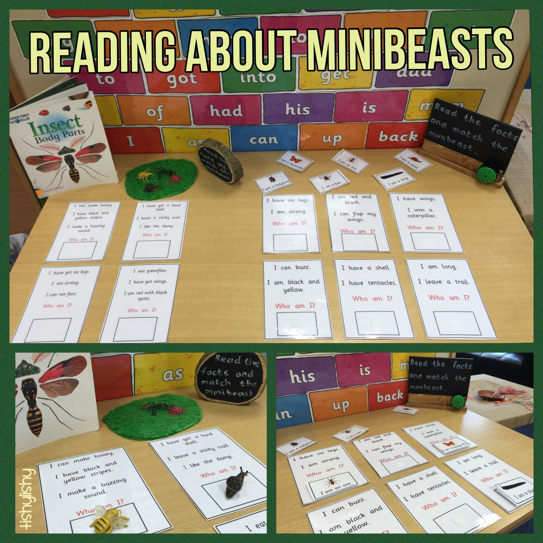 Phonic Challenge Table With A Reading Focus Two