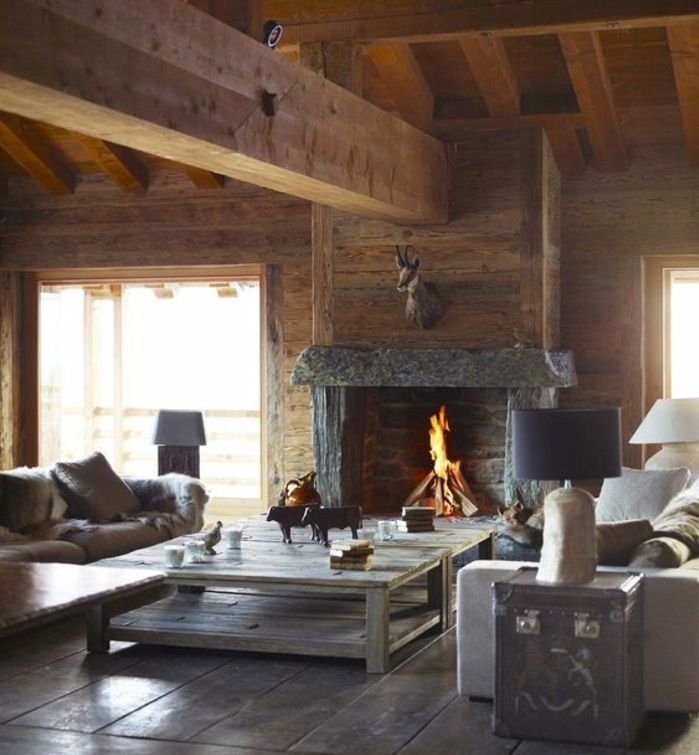 Cozy Rustic Living Room: Cozy Rustic Living Room Ideas & Design You'll Love