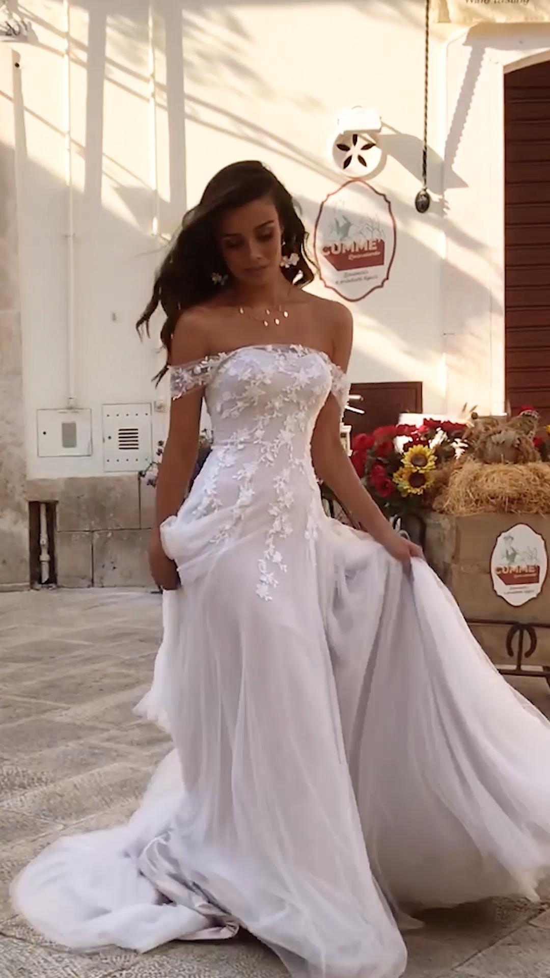 The MENA gown by Madi Lane Bridal
