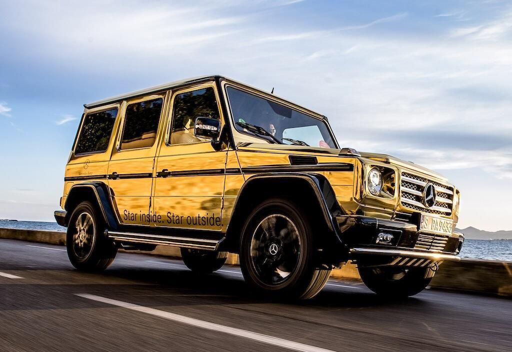 Mercedes Benz Usaㅤ On Mercedes Jeep Suv Mercedes