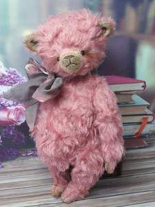 Olga Cherkas - Artist Bears and Handmade Bears