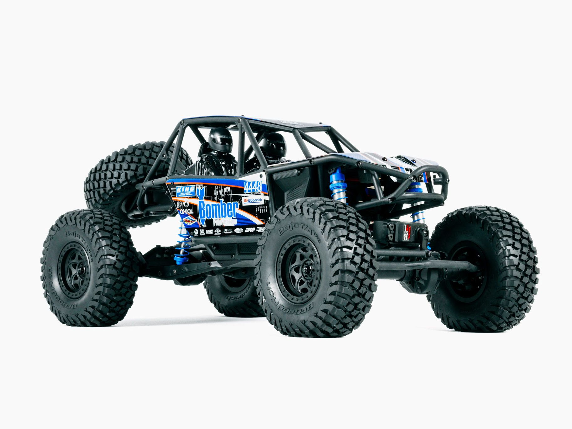 Axial\'s Brawny RC Off-Roader Eats Boulders for Brunch | Auto ...