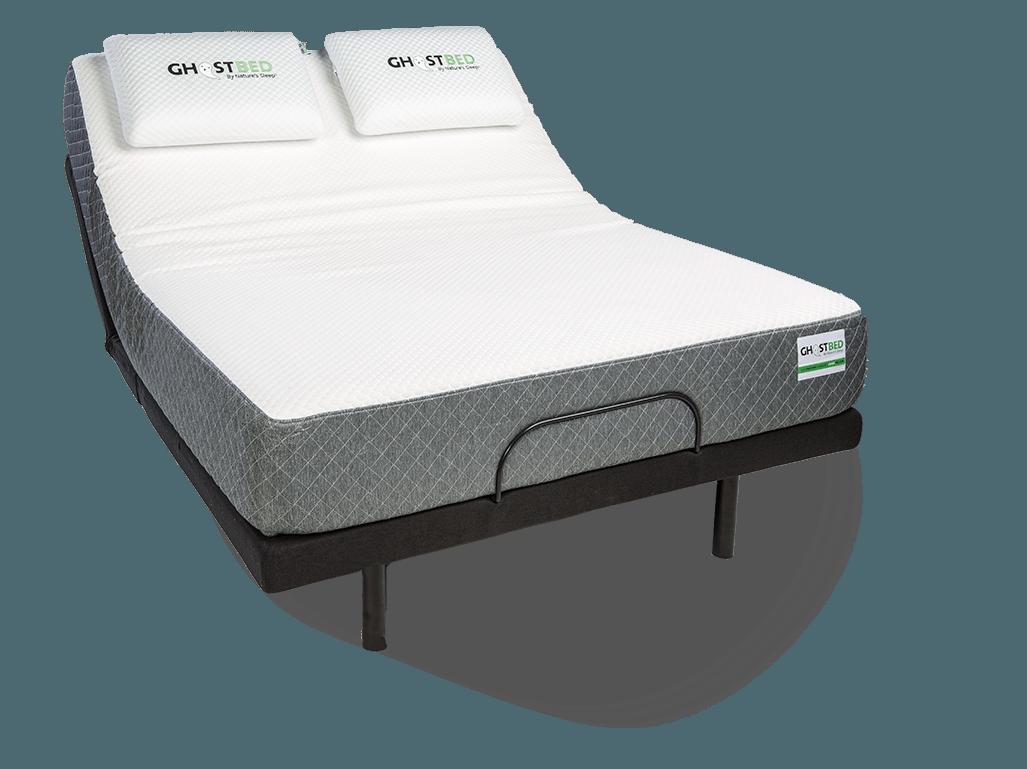 GhostBed Adjustable Power Base (Bed Frame) Adjustable