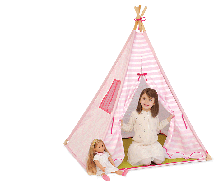 Suite Teepee | Our Generation Dolls  sc 1 st  Pinterest : our generation tent - memphite.com