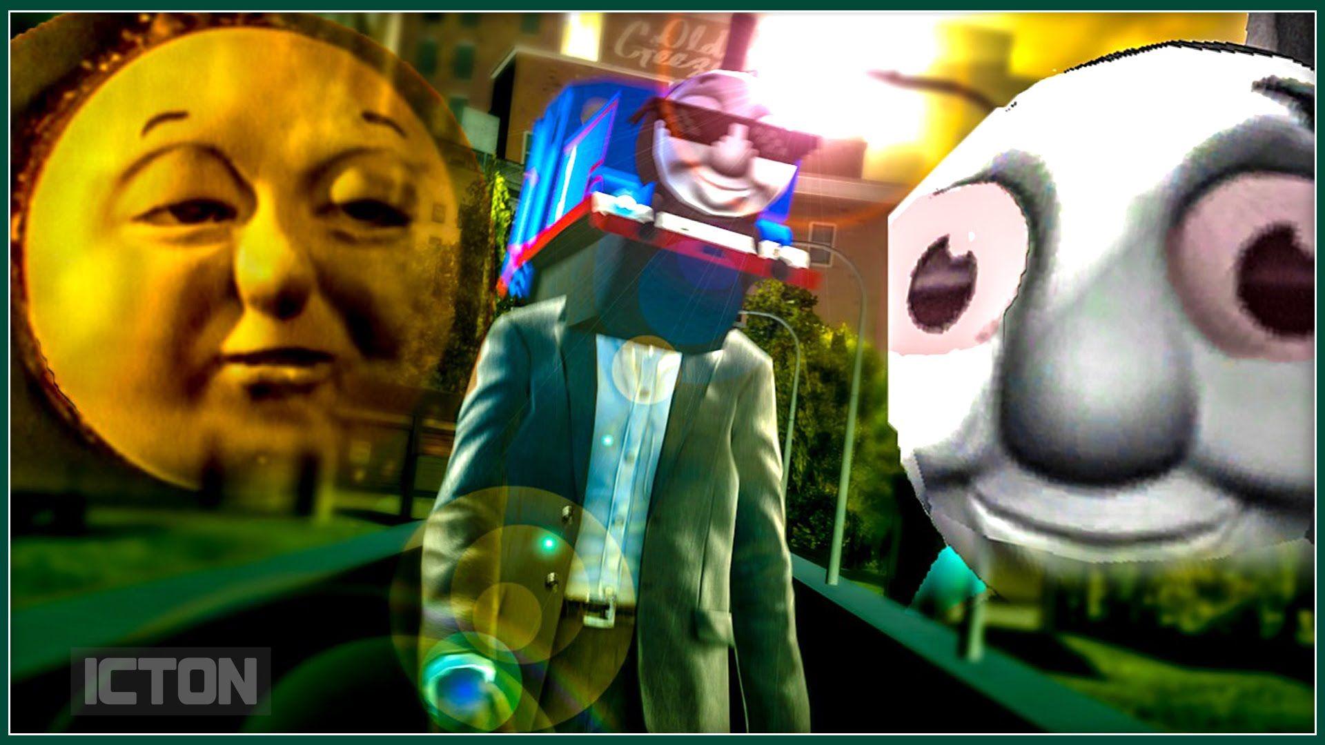 Thomas The Dank Engine Sfm Music Video Animated Music Videos Youtube Videos Music Music Videos