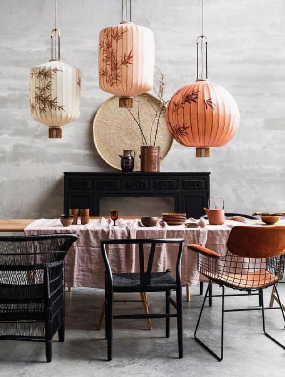 Friday Finds Dining Room Decor Decor Chinese Interior