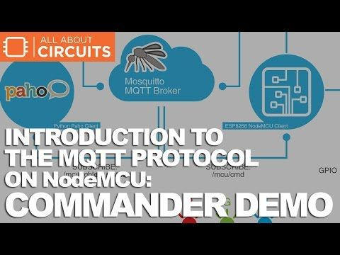 Introduction to the MQTT Protocol on NodeMCU   Larsen Nerd