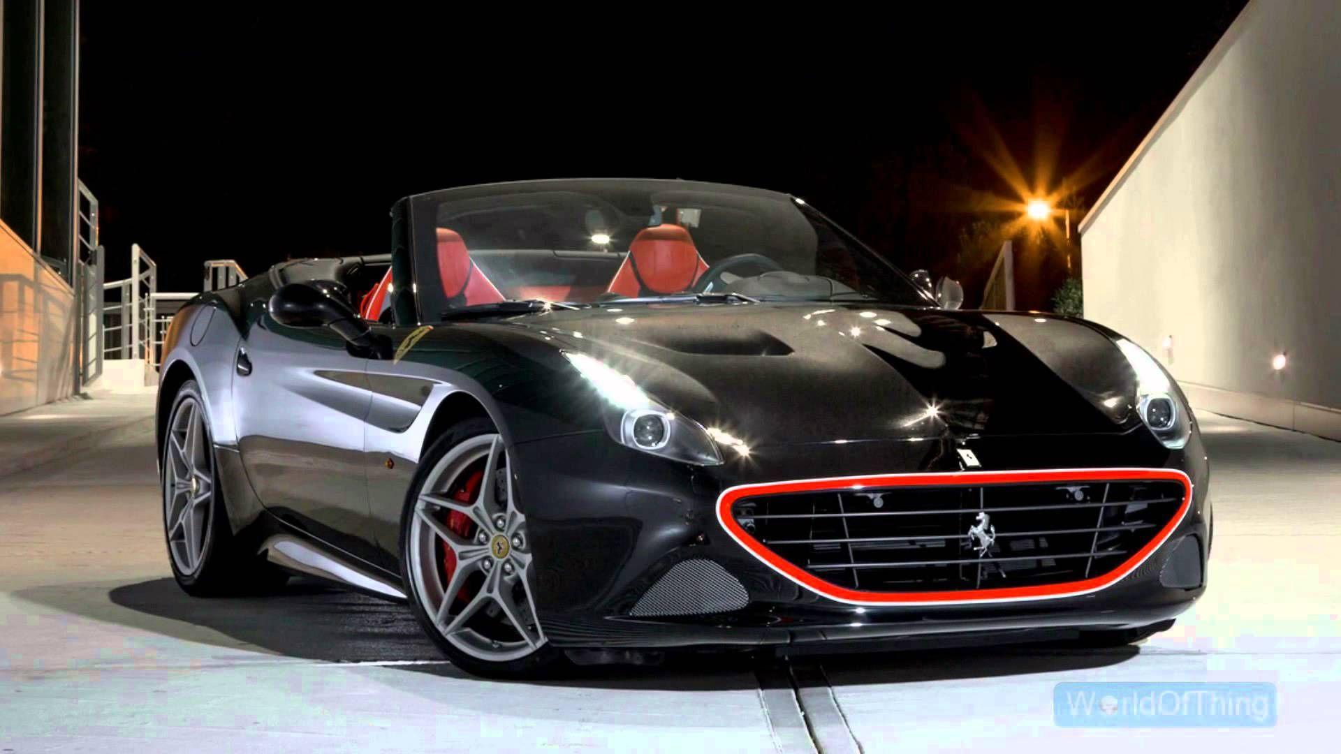 2016 ferrari california t special. 2015 frankfurt motor show