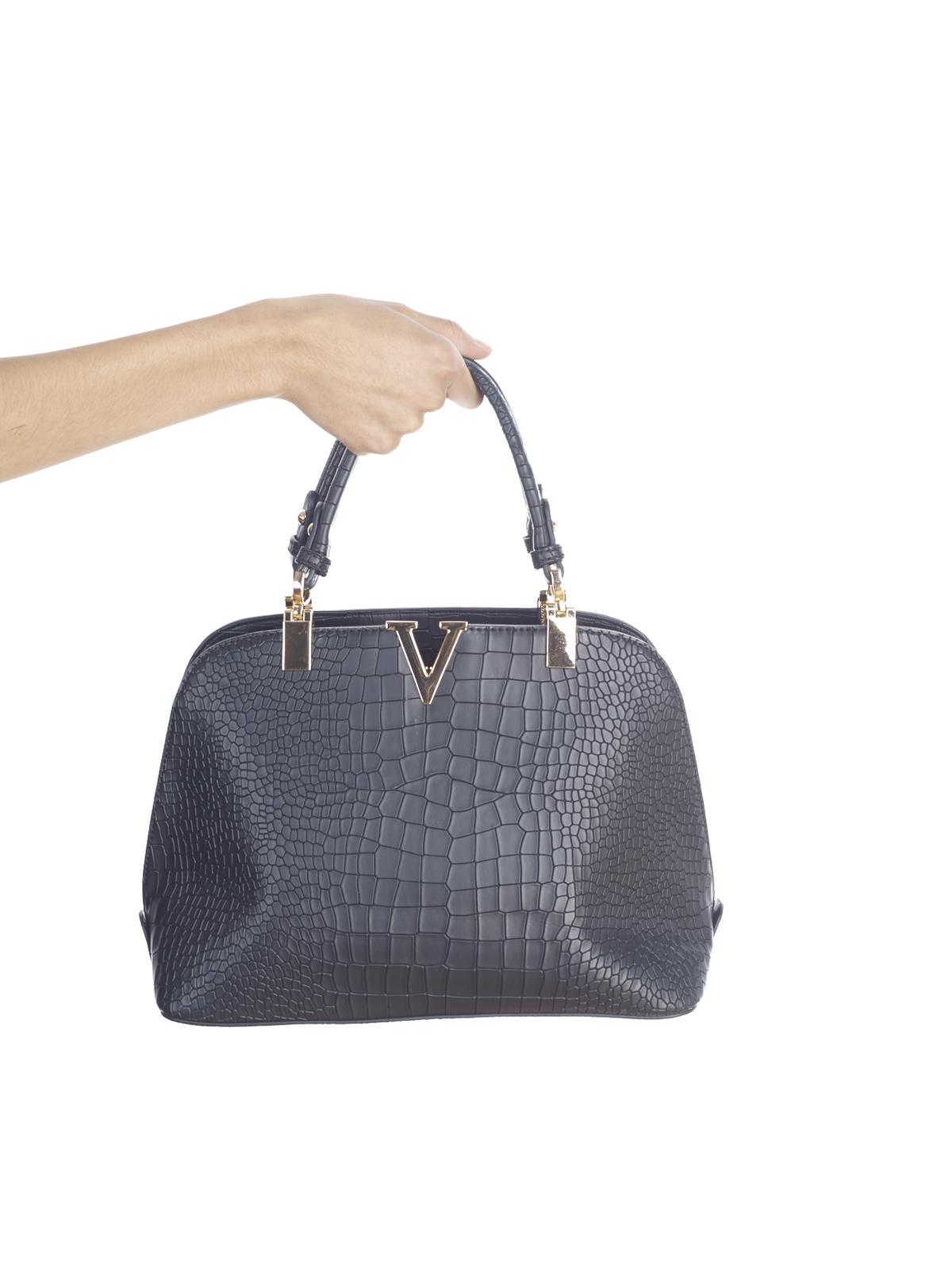 99.00$  Buy now - http://viryq.justgood.pw/vig/item.php?t=ade9qo10856 - #1184 Leather Bag, Black