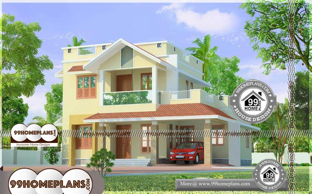 Residential House Design Modern Plans 90 Two Story Home Collections Model House Plan Budget House Plans Residential House