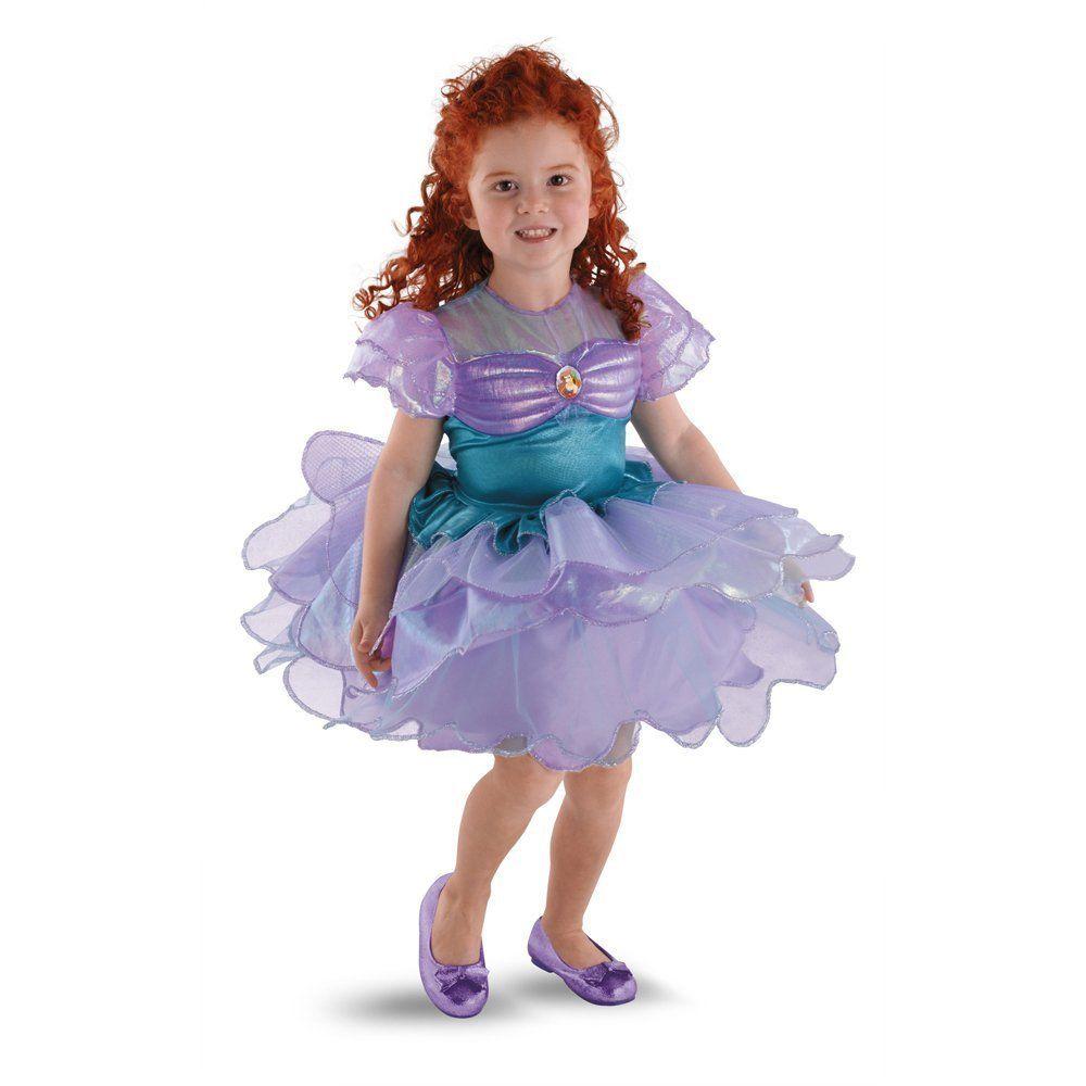 71542b60cb Fantasia Ariel Disney - 3 a 4 Anos | A Pequena Sereia | Fantasias ...