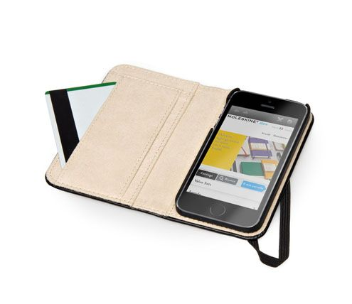cover iphone 6 moleskine