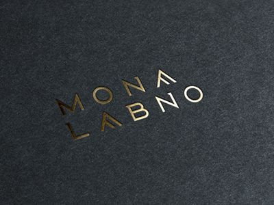 MONA | Fonts, Logos and Modern fonts