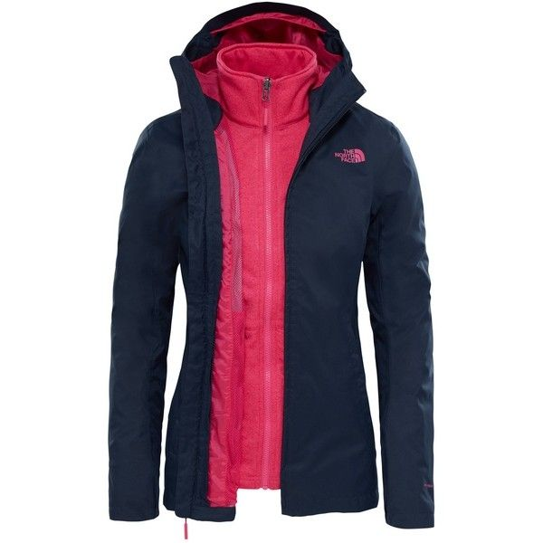 The North Face Damen Regenjacke Tanken