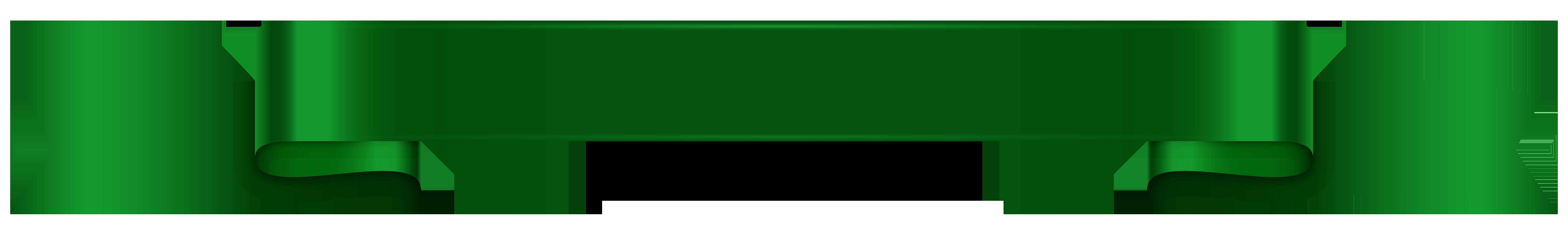 Green Banner Transparent Png Clip Art Clip Art Transparent Free Clip Art