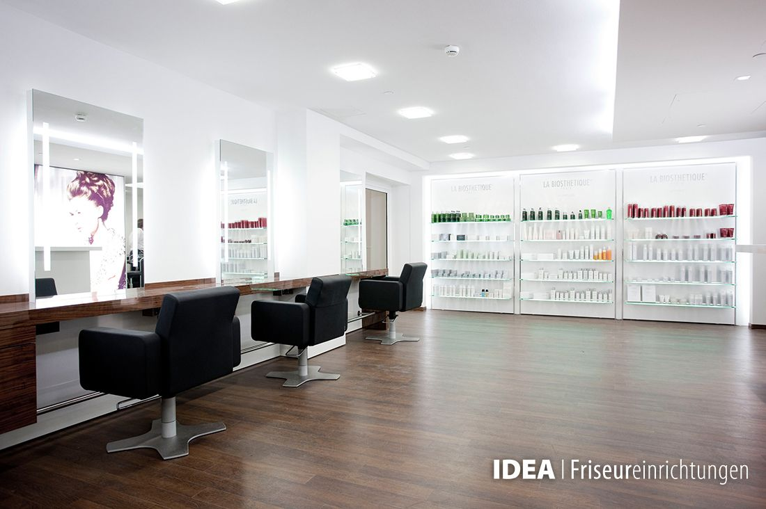 www.idea-friseureinrichtung.de #hair #beauty #salon #furniture ...