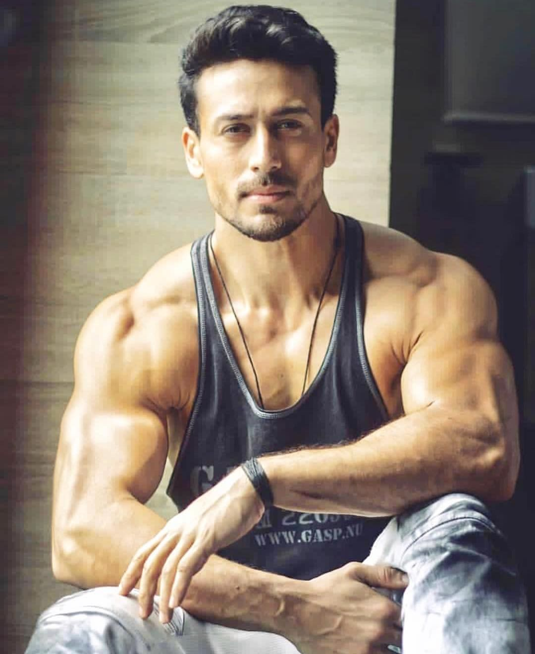 Excited For Baaghi 3 Yes No Tiger Shroff Body Tiger Shroff Fitness Instagram Accounts