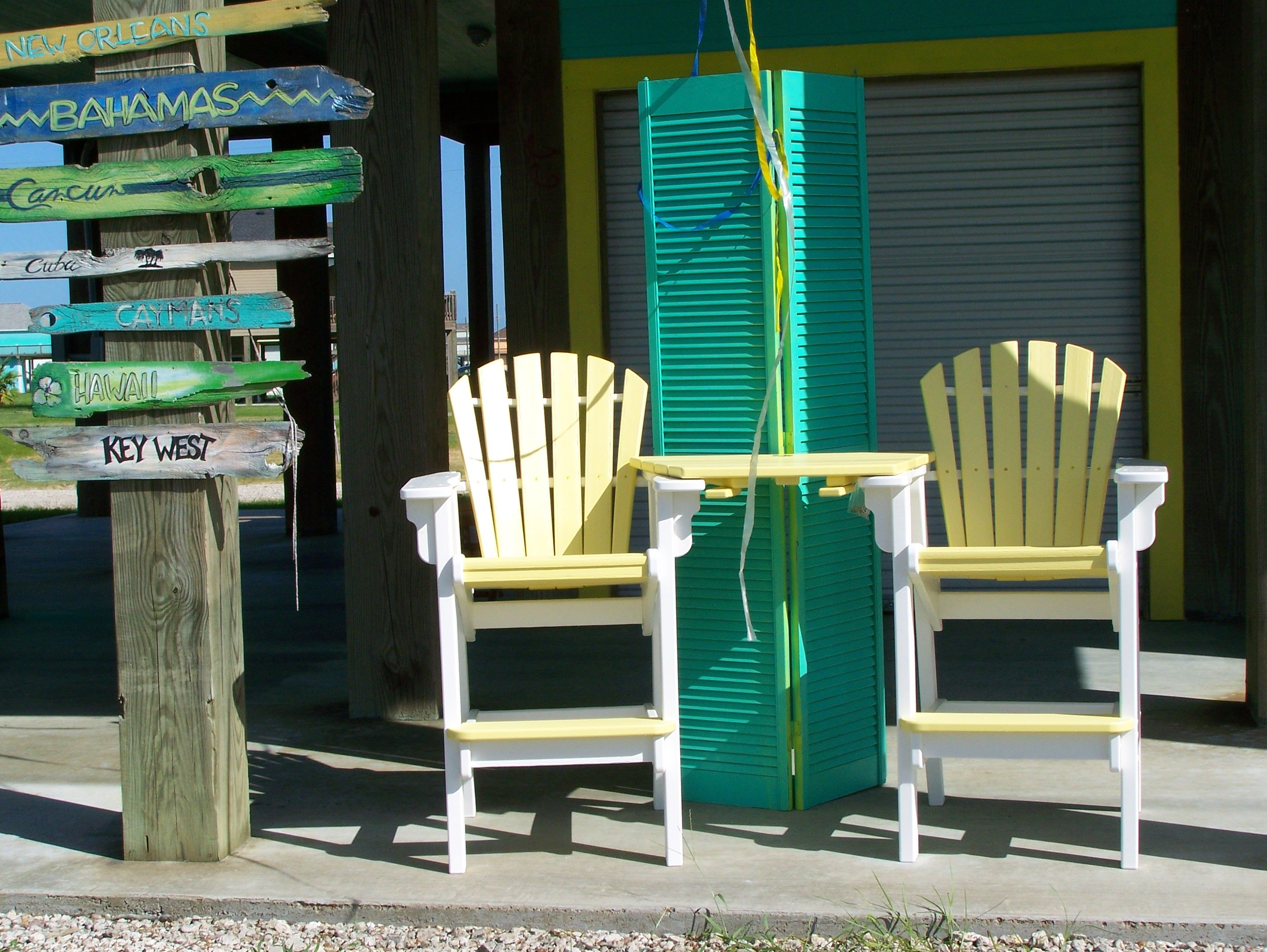 Breezesta Coastal Bar Stools   Home by the Sea - Outdoor Furniture ...